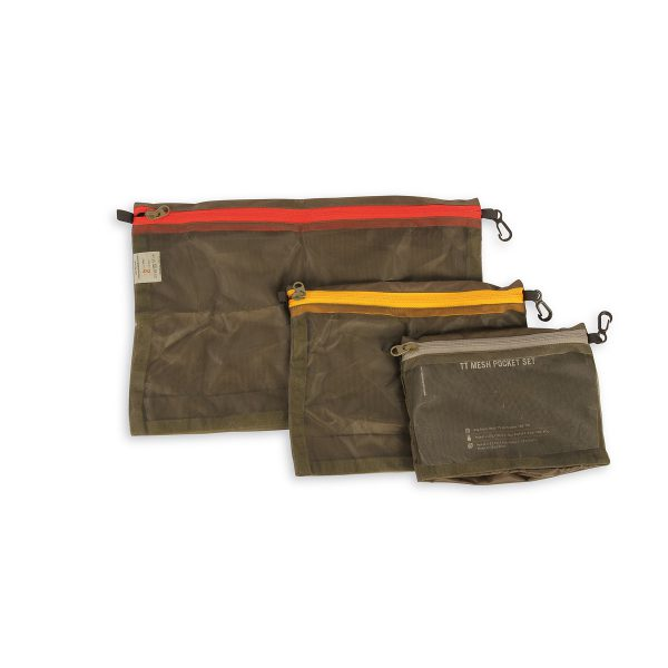 TT Mesh Pocket Set (olive)