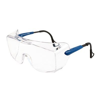 Safety Over spectacles, Anti-Scratch / Anti-Fog, Clear Lens